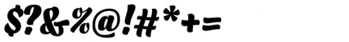 Lager Black Font OTHER CHARS