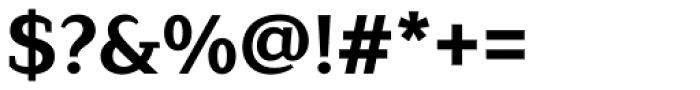 Lagu Serif Bold Font OTHER CHARS