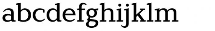 Lagu Serif Medium Font LOWERCASE