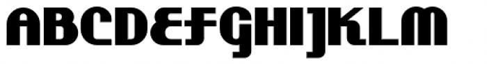 Lakeshore Drive NF Font UPPERCASE