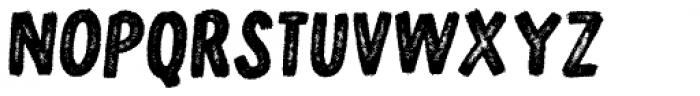 Lakrids Italic Font UPPERCASE
