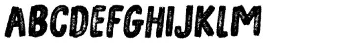 Lakrids Italic Font LOWERCASE