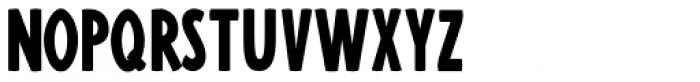 Lalalo ExtraBold Font UPPERCASE