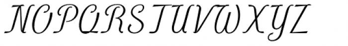 Lambo Extra Light Font UPPERCASE