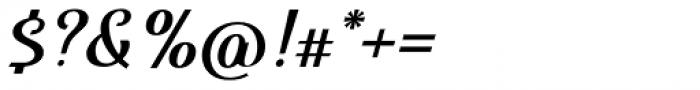 Lambo Medium Font OTHER CHARS