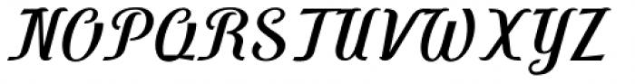 Lambo Medium Font UPPERCASE