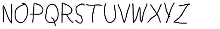 Lamiar Regular Font LOWERCASE