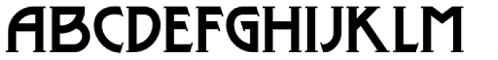 Lance Corporal NF Font UPPERCASE
