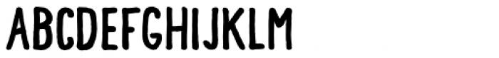 Lando Sans Bold Font UPPERCASE