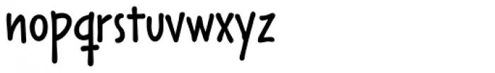 Lango Px Bold Font LOWERCASE