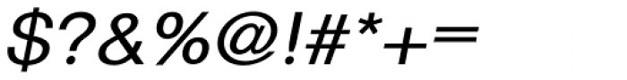 Langton Bold Italic Font OTHER CHARS