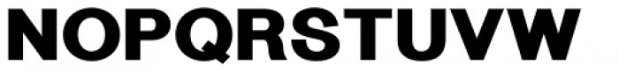 Langton Fat Font UPPERCASE