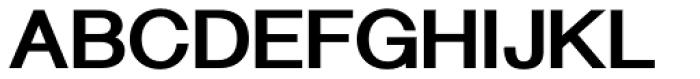 Langton Heavy Font UPPERCASE