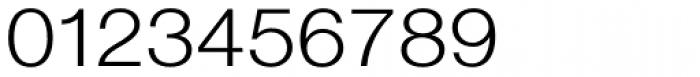 Langton SemiLight Font OTHER CHARS