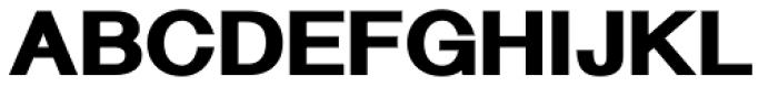 Langton Ultra Font UPPERCASE