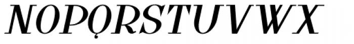 Lanzelott Bold Italic Font UPPERCASE