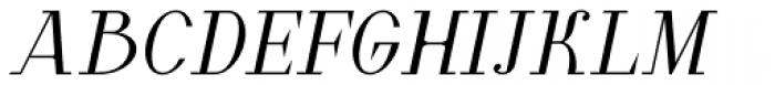 Lanzelott Italic Font UPPERCASE