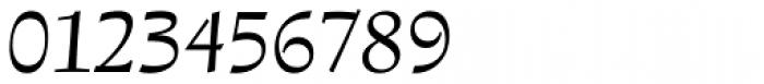 Lapis Pro Medium Italic Font OTHER CHARS