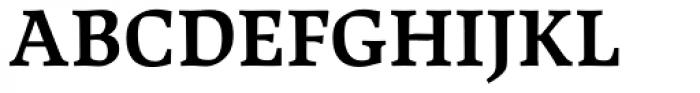 Lapture Caption SemiBold Font UPPERCASE
