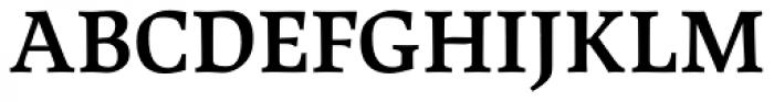 Lapture SemiBold Font UPPERCASE