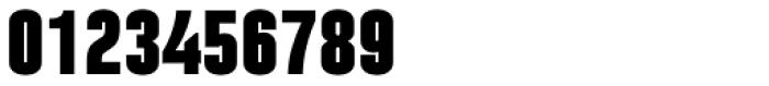 Laqonic 4F Unicase Black Font OTHER CHARS