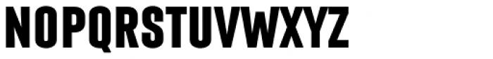 Laqonic 4F Unicase Bold Font UPPERCASE