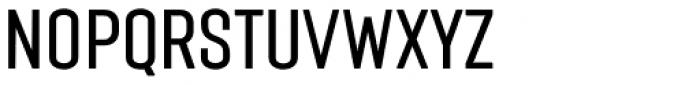 Laqonic 4F Unicase Light Font UPPERCASE