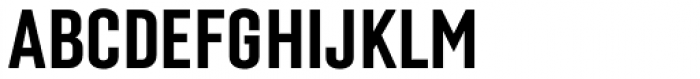 Laqonic 4F Unicase Medium Font UPPERCASE