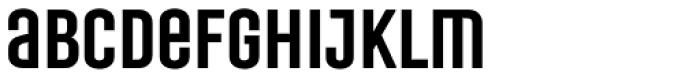 Laqonic 4F Unicase Medium Font LOWERCASE