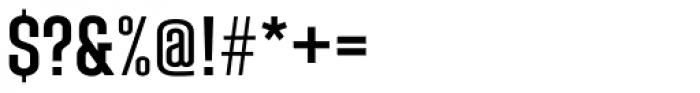 Laqonic 4F Unicase Font OTHER CHARS