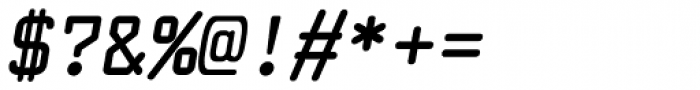 Larabiefont Bold Italic Font OTHER CHARS