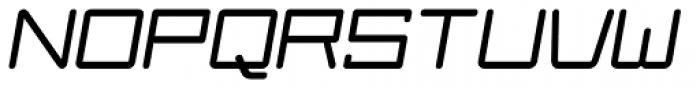 Larabiefont Extended Bold Italic Font UPPERCASE
