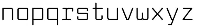Larabiefont Font LOWERCASE