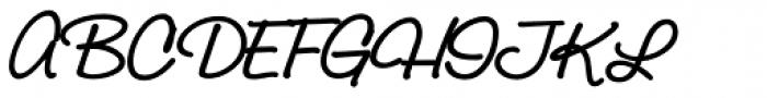 Laramie Pro Bold Font UPPERCASE