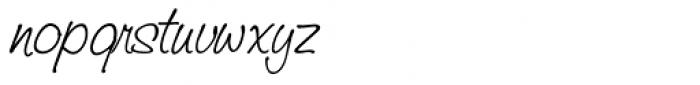 Laramie Pro Regular Font LOWERCASE