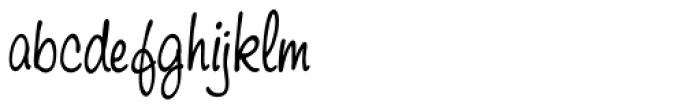 Laredo Pro Medium Font LOWERCASE