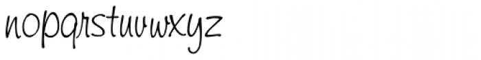 Laredo Pro Font LOWERCASE