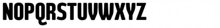 Large Extra OT Font UPPERCASE