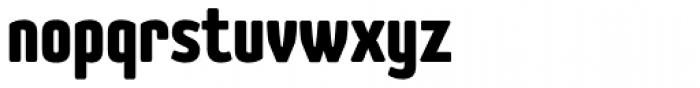 Large Extra OT Font LOWERCASE