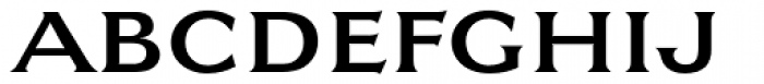 Largo BEF Medium Font LOWERCASE