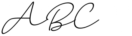 Larianti Bold Italic Font UPPERCASE