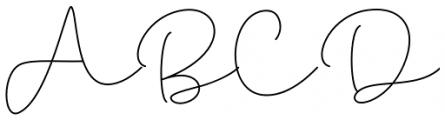 Larianti Regular Font UPPERCASE