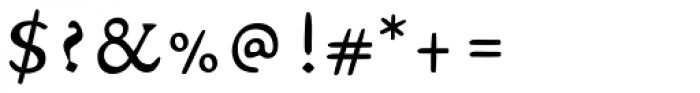 Lascaris Font OTHER CHARS