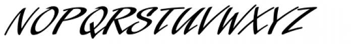 Laser Std Font UPPERCASE