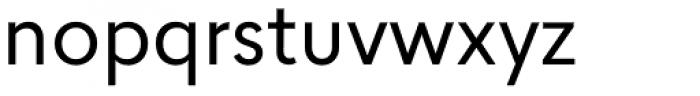 Lasiver Font LOWERCASE