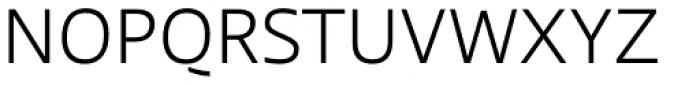 Laski Sans Book Font UPPERCASE
