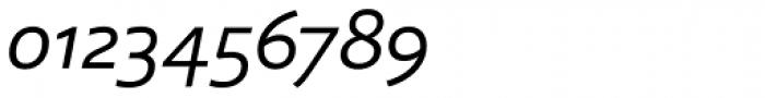 Laski Sans Regular Italic Font OTHER CHARS