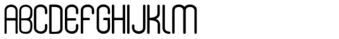 Laszlo Medium Font UPPERCASE