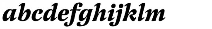 Latienne EF Bold Italic Sw C Font LOWERCASE
