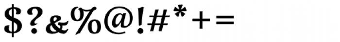 Latienne EF Medium SC Font OTHER CHARS